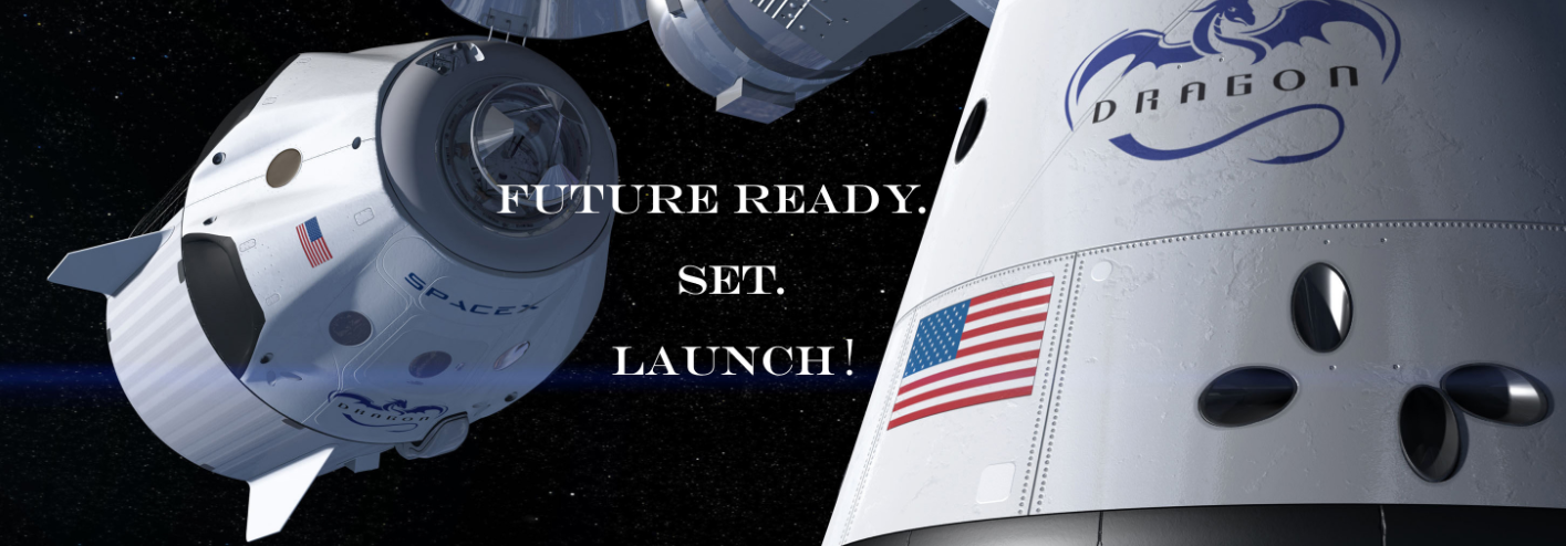 Future Ready. Set. Launch! banner