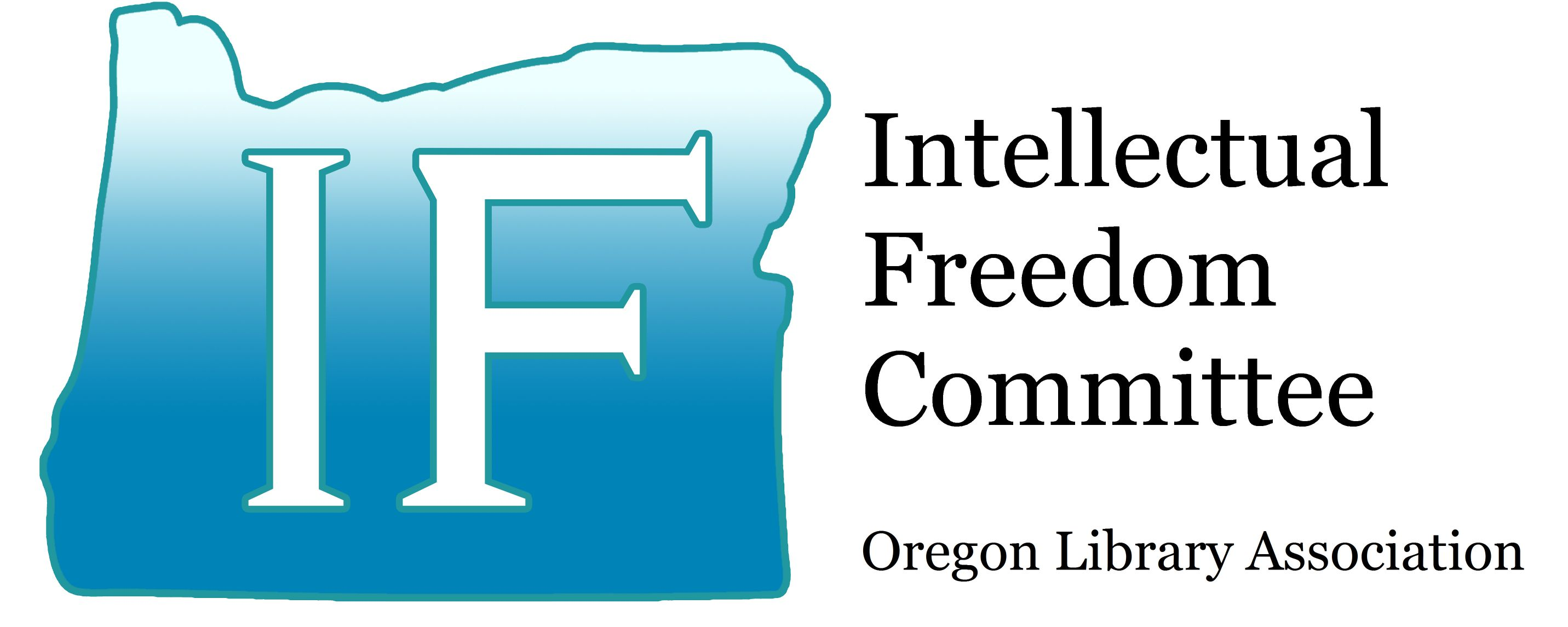 OLA Intellectual Freedom Committee logo