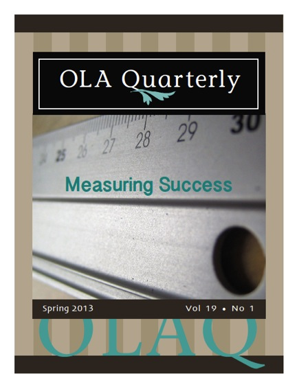 OLAQ Vol19 No1